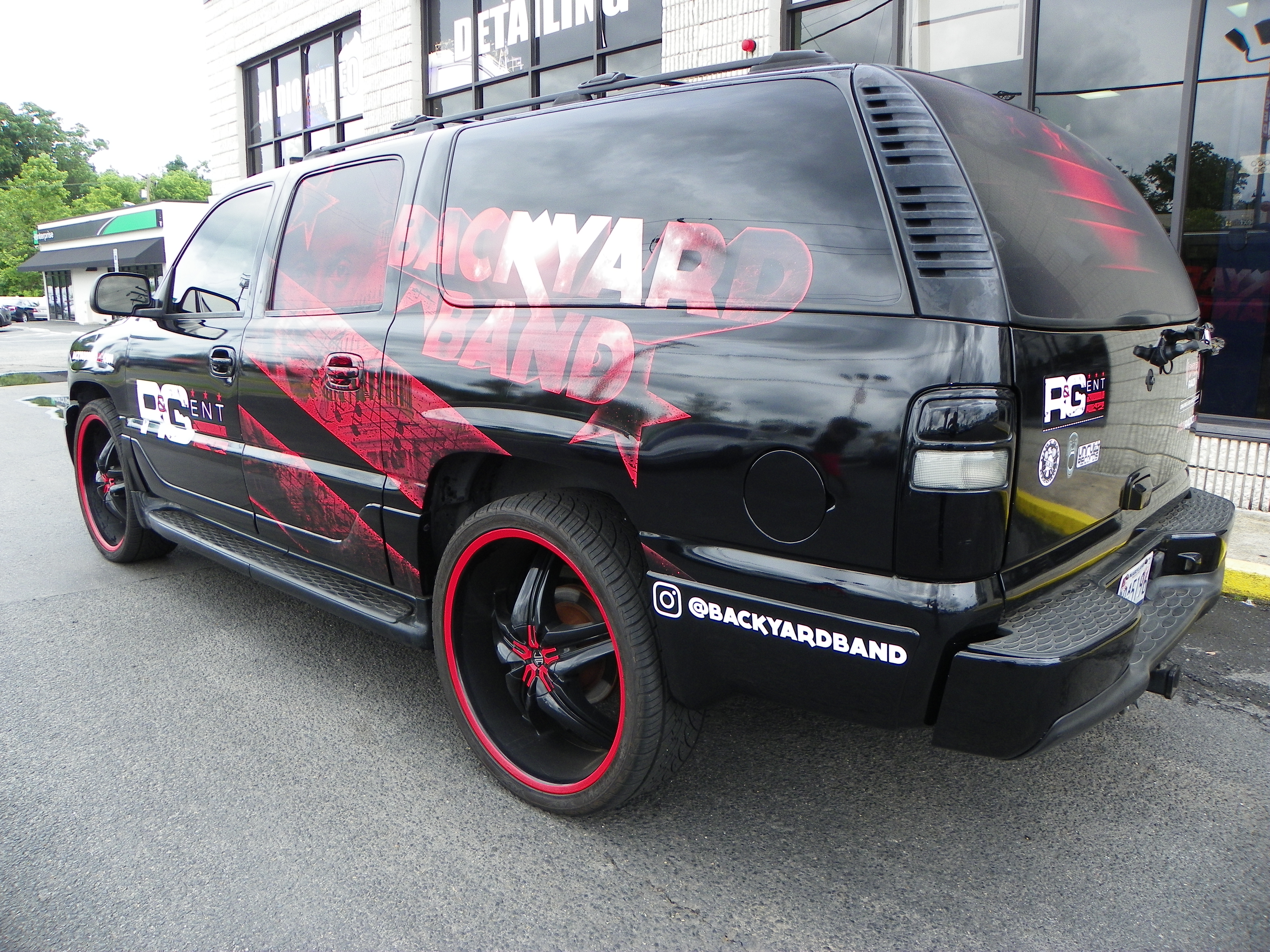 Custom Commercial Vehicle Wraps Graphics By Hod