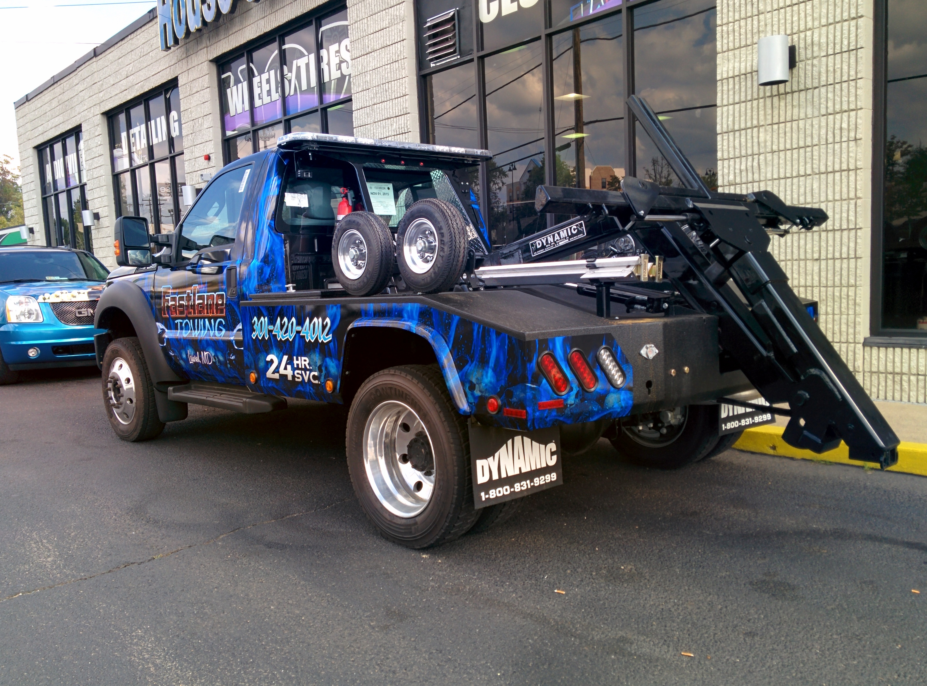 Custom Commercial Vehicle Wraps Amp Graphics By Hod