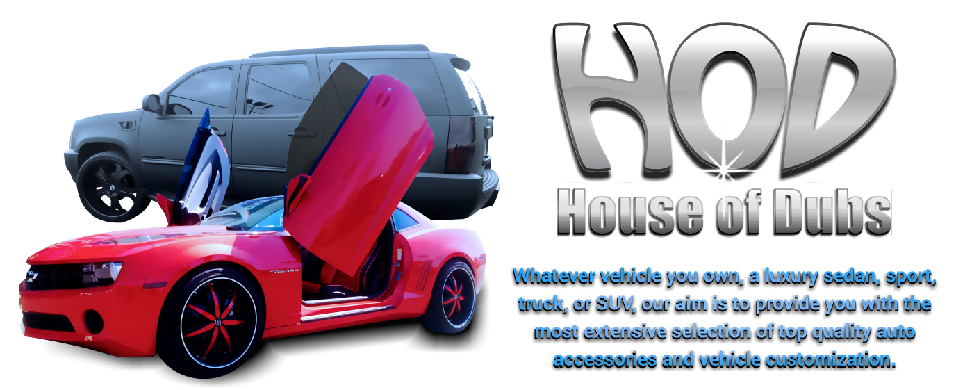 Whatever vehicle you own, a luxury sedan, sport, truck, or SUV, our aim is to provide you with the most extensive selection of top quality auto accessories.